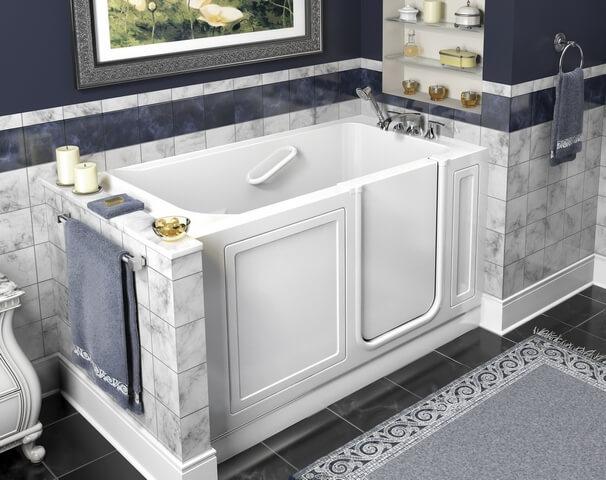 best phoenix walk−in bathtub installer | cain's mobility az
